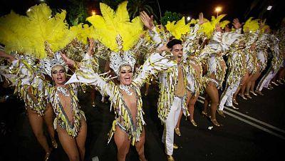Los carnavales siguen en su apogeo en todos los rincones de España
