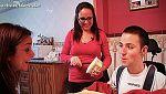 """Telemaratón solidario -  Distrofia muscular: """"Su madre se ha convertido en sus manos y sus pies"""""""