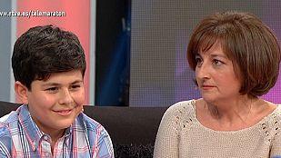 """Telemaratón solidario  Síndrome de Tourette: """"He aprendido a jugar con mi enfermedad"""""""