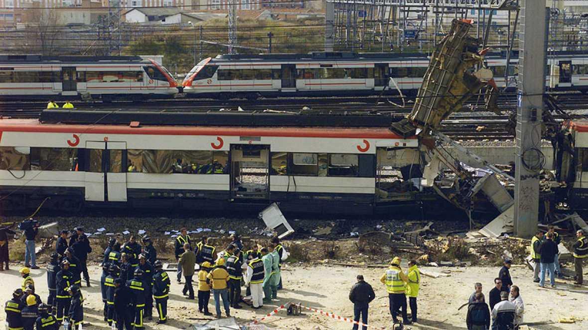 Informe Semanal - 11-M, Madrid bajo el terror: la reconstrucción de la tragedia