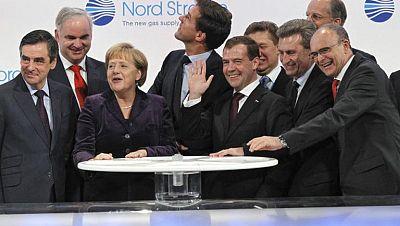 Rusia maneja la llave del gas en Europa