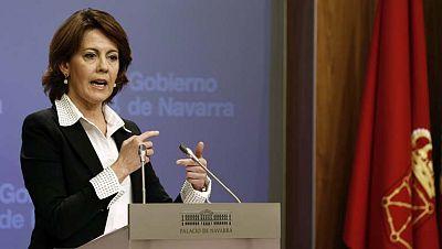 El PSN insiste en reclamar elecciones anticipadas en Navarra