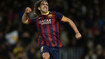 El barcelonismo ya echa de menos a Puyol