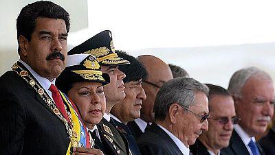 Maduro rechaza el envío de una misión de la OEA a Venezuela y rompe relaciones con Panamá