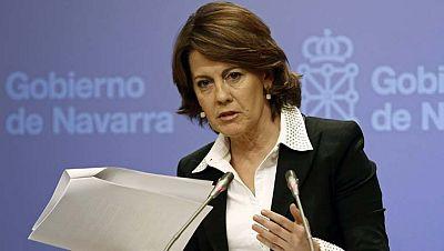 Declaraciones de Elena Valenciano sobre Navarra
