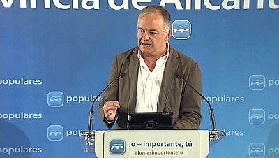 El Partido Popular critica las primarias que celebran los socialistas valencianos