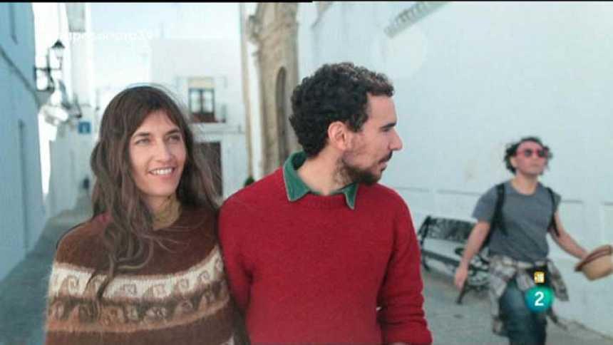 Mapa Sonoro -  Josephine Foster y Víctor Herrero