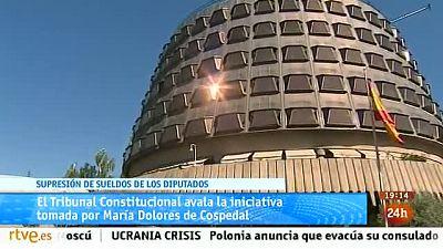 Parlamento - Otros Parlamentos - El TC da la razón a la Junta de C-LM - 08/03/2014