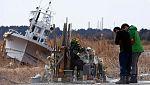 Japón recuerda tres años después a las víctimas del tsunami y de la catástrofe nuclear de Fukushima