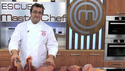 Escuela MasterChef - Carnes rojas: Introducci�n, cortes, usos