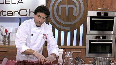 Clases de cocina en masterchef junior 3 - Escuela de cocina masterchef ...