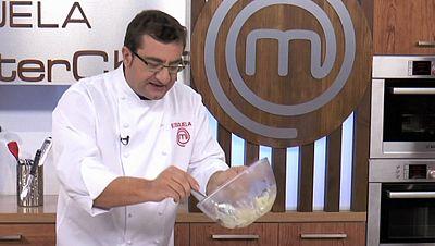Escuela MasterChef: Prepara huevos perfectos