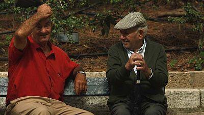 Experiencia piloto con enfermos de alzheimer utilizando el archivo histórico de TVE