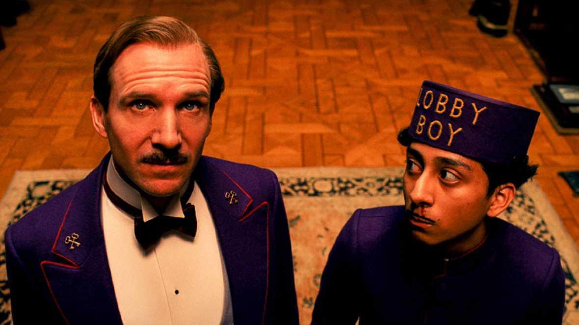 RTVE.es os ofrece una secuencia de 'Gran Hotel Budapest', en exclusiva