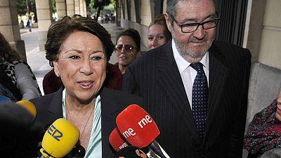 La juez impone a Magdalena Álvarez una fianza civil de 29,5 millones de euros por los ERE