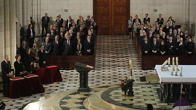 """El Gobierno ve un """"error no intencionado"""" no invitar a Aznar y Zapatero al aniversario del 11M"""