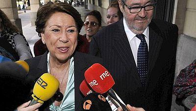 La juez de los ERE impone a Magdalena Álvarez una fianza civil de 29,5 millones de euros