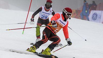 Gorce logra la tercera medalla para España