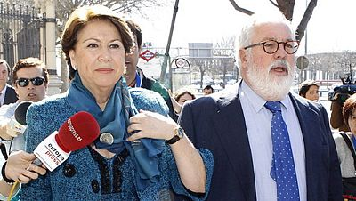 Magdalena Álvarez anuncia que no va a dimitir y que defenderá su inocencia
