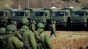 Crimea, el último caso de la estrategia rusa para recuperar la influencia en áreas exsoviéticas