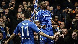 El Chelsea acaba con el Galatasaray