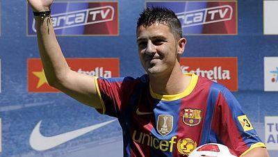 Tras el caso Neymar, piden investigar el fichaje de Villa