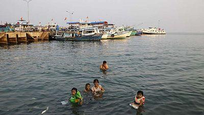 Vietnam es uno de los paises que más sufre el cambio climático