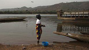 En Burundi, tras años de guerra, siete de cada diez habitantes no tienen agua potable