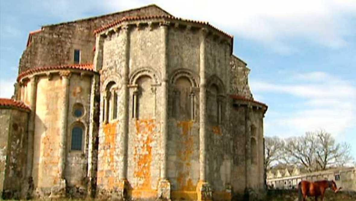 Las claves del románico - Galicia II. Pontevedra - ver ahora