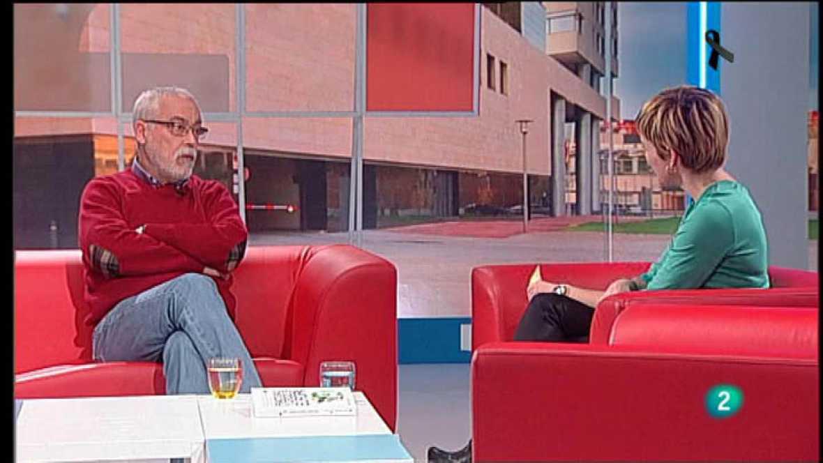 Para Todos La 2 -  Entrevista Fernando Luengo, profesor de Economía Aplicada