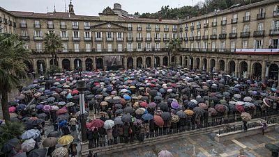 Bilbao ha sido escenario de otra despedida, la de su alcalde, Iñaki Azkuna