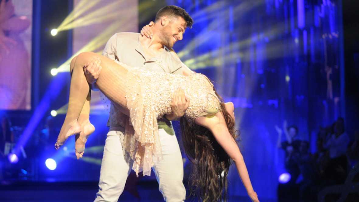 Mira quién baila - Ruth trae Eurovisión al plató de MQBaila