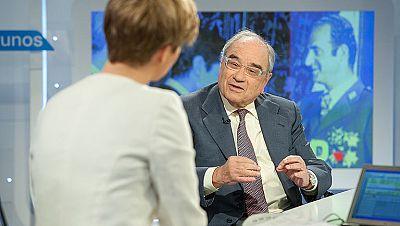 """Rodolfo Martín Villa: """"Una de las formas de ser respetuoso con la Constitución es plantear su reforma"""""""