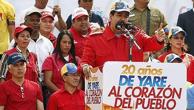 Oposición y gobierno llaman al diálogo en Venezuela tras la visita de Unasur