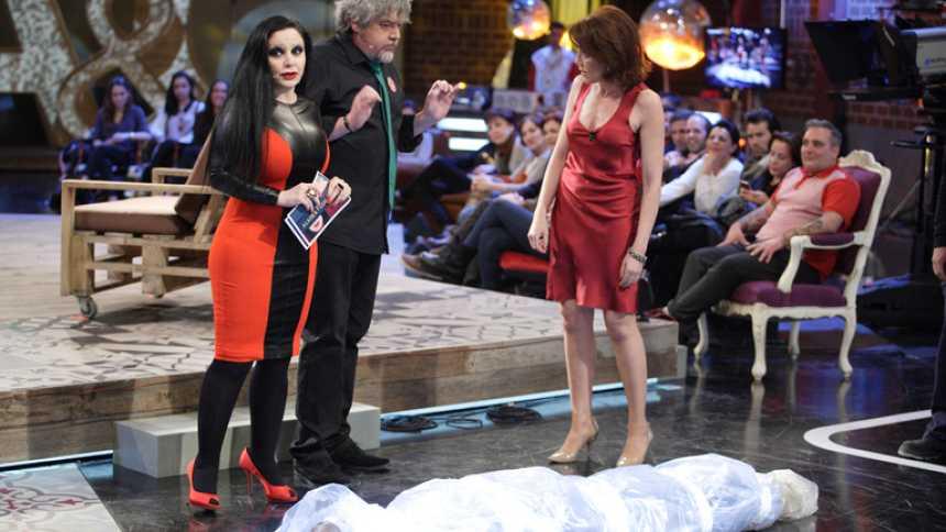 """María Pujalte: """"En televisión se llega de una forma más cercana a la gente"""""""