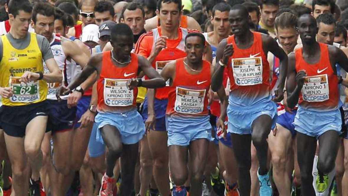 Atletismo - 10 Km. Villa de Laredo - ver ahora