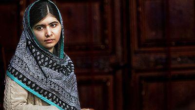 Malala, premiada por la Fundación Broseta