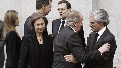 Especial informativo - Funeral de Estado en memoria de Adolfo Suárez - ver ahora
