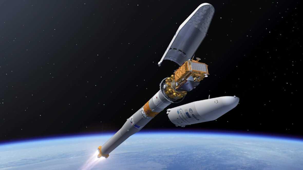 """La ESA lanza con éxito el satélite de observación 'Sentinel-1A"""""""
