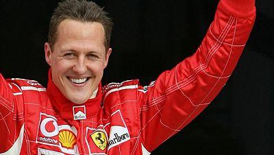 """Schumacher """"progresa"""" y """"muestra momentos de consciencia"""""""
