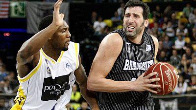 El Bilbao Basket se ha reencontrado con la victoria al derrotar a un correoso CB Valladolid por 93-77.