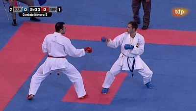 Karate - Trofeo Internacional Villa de Madrid - Ver ahora