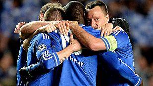 Remontada y semifinales para el Chelsea