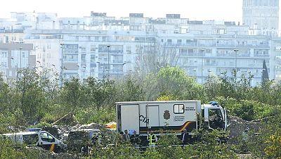 La Policía sigue buscando en la escombrera de Camas los restos de Marta del Castillo