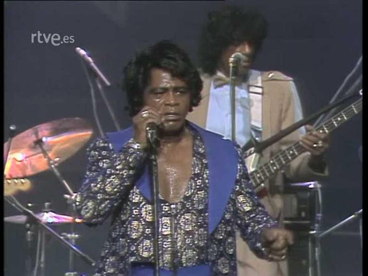 """Cachitos de hierro y cromo - El cachito del viernes - James Brown: """"Sex Machine"""" (S�bado Noche, 1987)"""