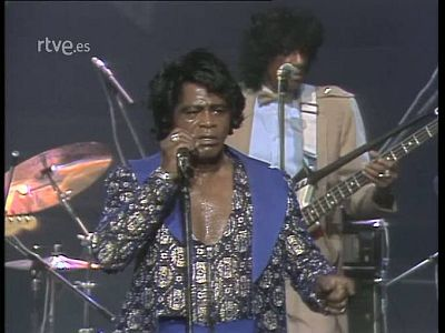 "Cachitos de hierro y cromo - El cachito del viernes - James Brown: ""Sex Machine"" (S�bado Noche, 1987)"