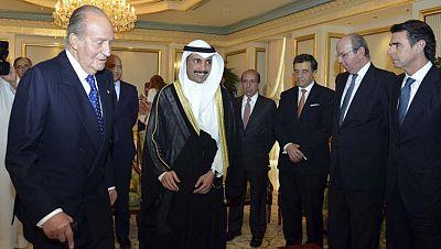 El rey anima a las empresas kuwaitíes a que aprovechen las oportunidades que ofrece la economía española