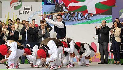 """Celebración del """"Aberri Eguna"""" o """"Dia de la Patria Vasca"""""""