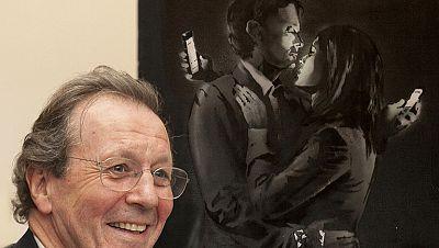 Banksy realiza su nueva obra en un centro juvenil de Bristol
