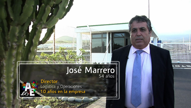 Logistica marrero empleo